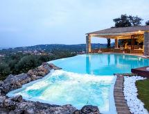 Kastania, Corfu - Holiday House Piedra