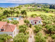Vasilikos - Maison de vacances Roma Village (4 separate villas)
