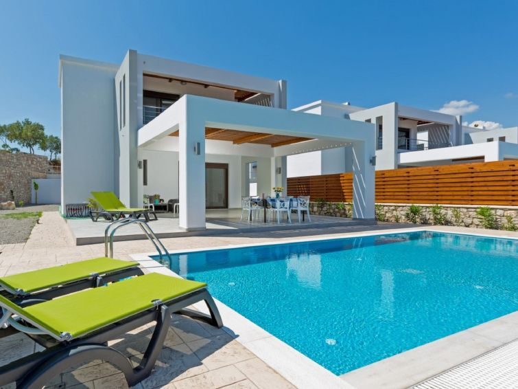 Lachania Luxury Villa with Private Pool