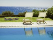 Lachania Villa with Pr. Pool & Jacuzzi