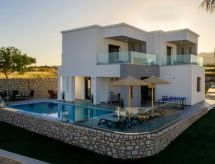 Lachania - Ferienhaus Lachania Luxury Villa with Private Pool