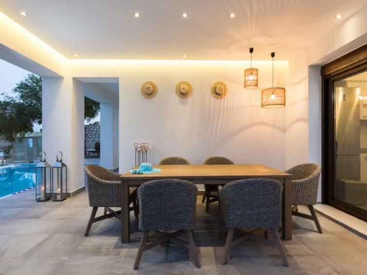 Lachania Luxury Villa with Private Pool - 1