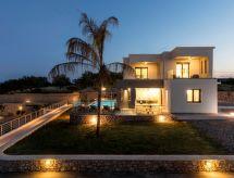 Lachania Luxury Villa with Private Pool