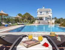 Lachania - Vakantiehuis Villa Alkyoni