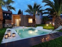 Anissaras - Vakantiehuis A & H Villa
