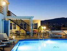Agios Nikolaos, Crete - Appartement City Apartment