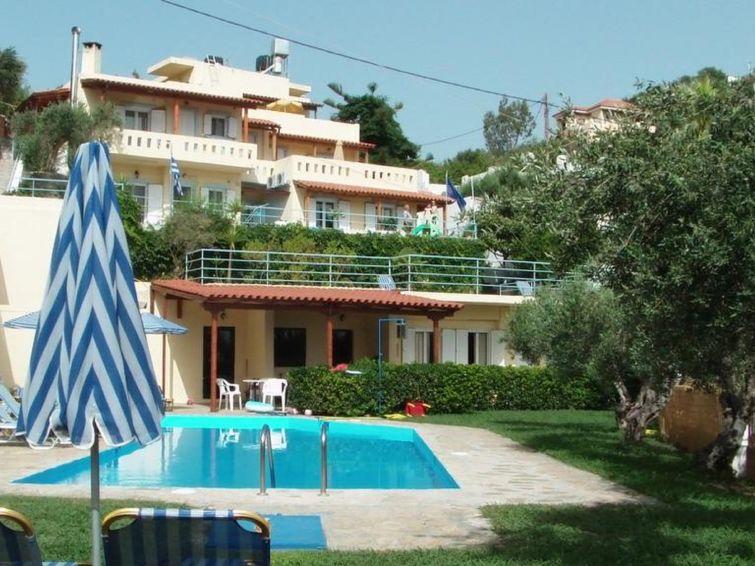 Asimina Apartment with Sea View