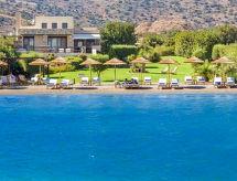 Elounda - Maison de vacances Elounda Gulf Presidential Spa Pool Villa