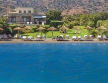 Elounda - Maison de vacances Elounda Gulf Executive Spa Villa Pr.Pool