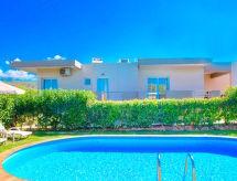 ALIKIANOS - Maison de vacances Villa Klironomos