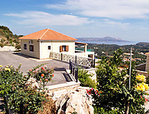 Athina Lourakis Villa káddal és mosógéppel