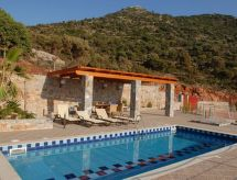 Kalypso villa med wlan og internet