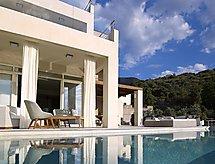 Villa Aori para barbacoa y con balcón