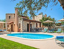 Stavromenos, Rethymno - Vakantiehuis Villa Nikos