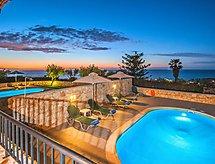 Stavromenos, Rethymno - Maison de vacances Villa Stamatis
