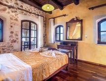 Apokoronas - Maison de vacances Malotira Purple Villa