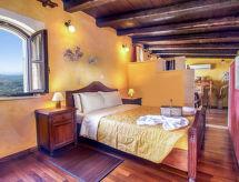 Apokoronas - Maison de vacances Fliskouni Red Villa