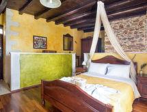 Apokoronas - Maison de vacances Matzourana Blue Villa