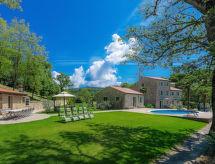 Buje/Krasica - Vakantiehuis Villa Plac