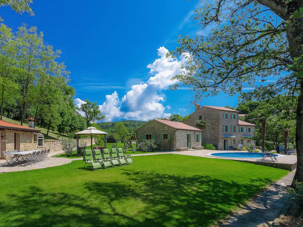Ferienhaus Villa Plac Ferienhaus in Kroatien