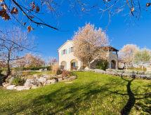 Villa Dubci adatto per barbecue und con tv