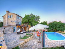 Grožnjan - Casa de vacaciones Villa Stefani
