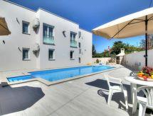 Umag - Ferienwohnung A3-Apartments Villa Riccardo