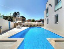 Umag - Ferienwohnung A4-Apartments Villa Riccardo