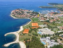 Novigrad (Istra) - Vakantiehuis Dario