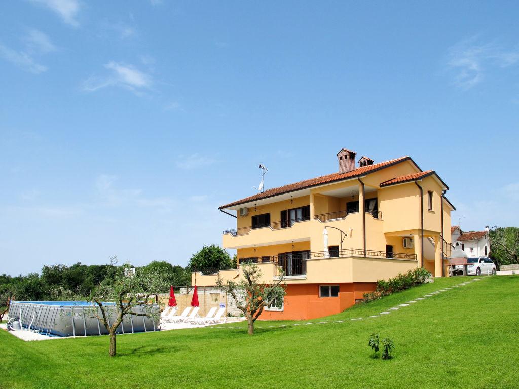 Ferienwohnung Paladin (MVN252) Ferienwohnung in Kroatien