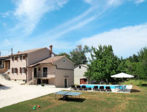 Pićan - Vakantiehuis Haus Tonina (IPC107)