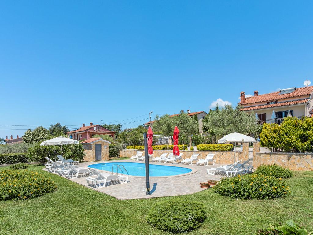 Ferienwohnung Jukic (KST135) (105441), Kastelir, , Istrien, Kroatien, Bild 16
