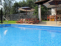 Poreč/Višnjan - Holiday House Villa Atilio & Ana