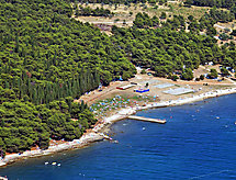 Fažana - Maison de vacances Camping Pineta