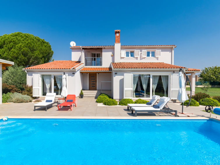 Villa Captains House (PUL577) Accommodation in Pula