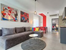 Pula/Puntižela - Appartement Villa Jadranka