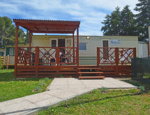 Pula/Puntižela - Holiday House Camping Brioni