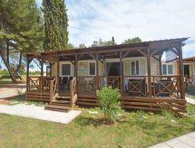 Pula/Puntižela - Vakantiehuis Camping Brioni