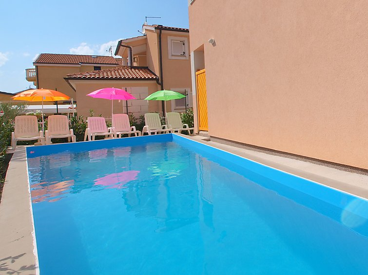 Holiday Apartment Magdalena with wlan and for golfing