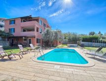 Pula/Banjole - Apartamenty ALDO