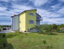 Pula/Banjole - Apartamenty House Mato