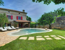 Medulin/Ližnjan - Maison de vacances Villa BR