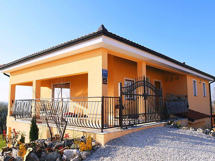 Ferie hjem Villa Vesna med wlan og pool