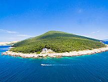 Rabac/Skitača - Casa de vacaciones Crna Punta
