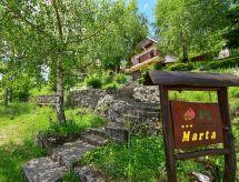 Fužine - Дом Marta