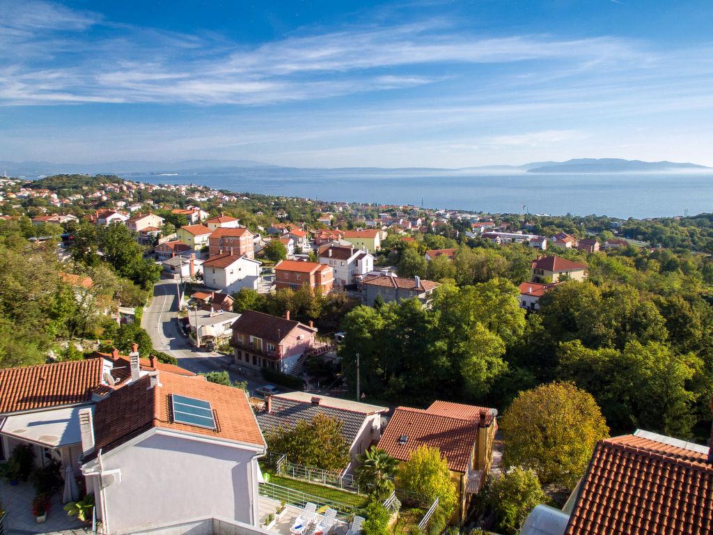 Ferienwohnung Bella Vista (OPA100) (105305), Jurdani, , Kvarner, Kroatien, Bild 15