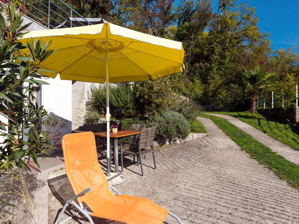 Ferienwohnung Bella Vista (OPA100) (105305), Jurdani, , Kvarner, Kroatien, Bild 4