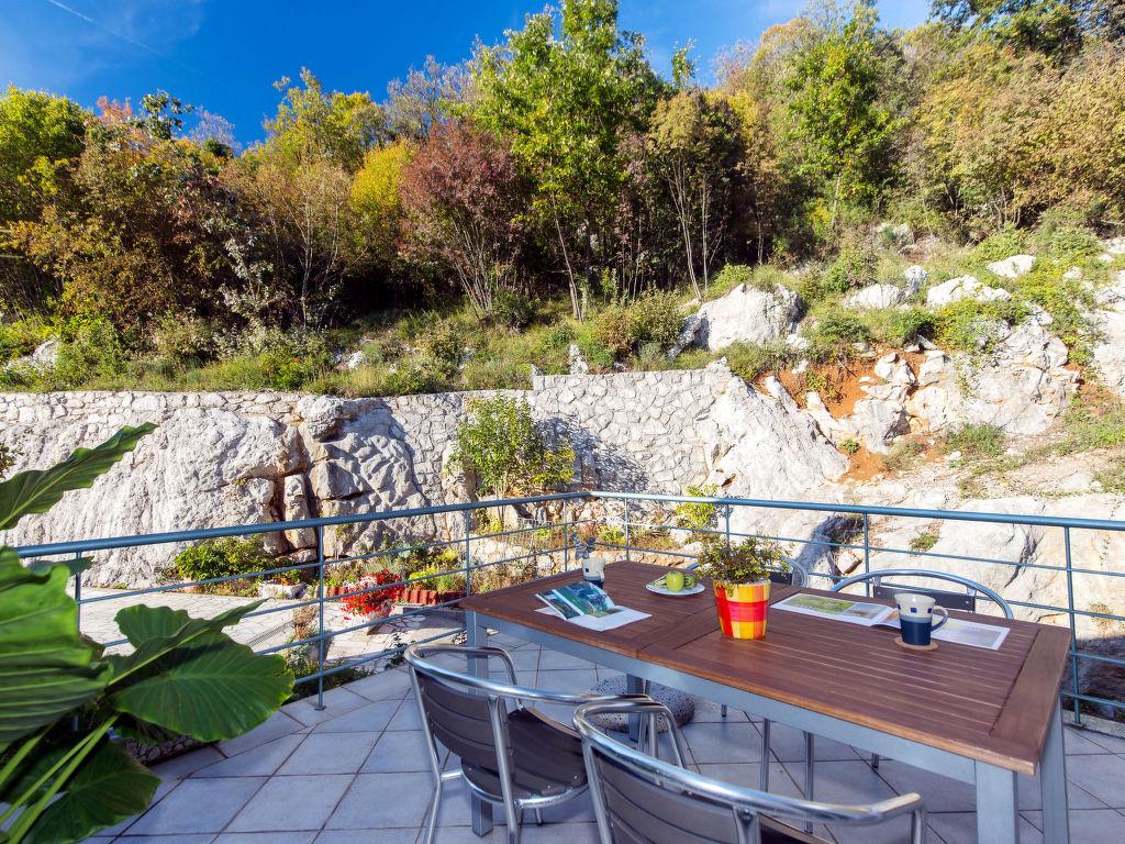 Ferienwohnung Bella Vista (OPA102) (108499), Jurdani, , Kvarner, Kroatien, Bild 9