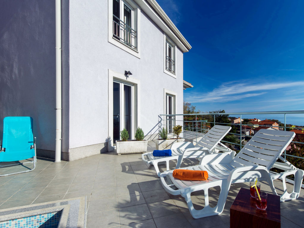Appartement de vacances Bella Vista (OPA103) (112525), Jurdani, , Kvarner, Croatie, image 3