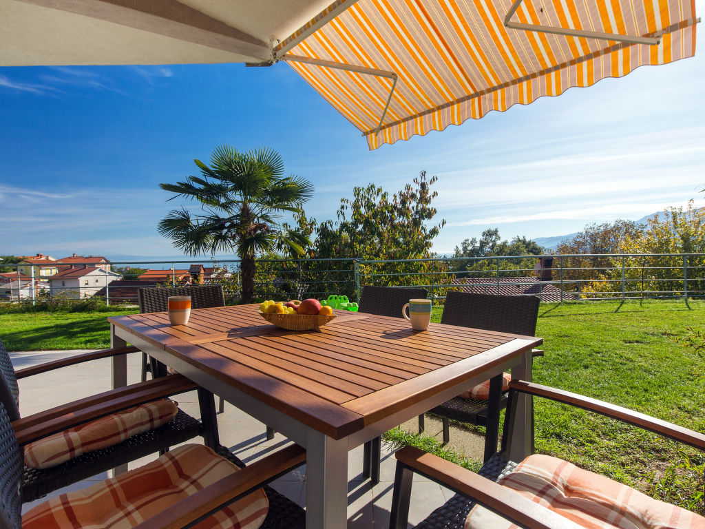 Appartement de vacances Bella Vista (OPA103) (112525), Jurdani, , Kvarner, Croatie, image 5